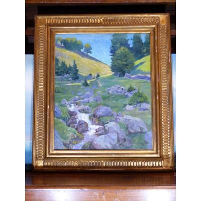 Oil Painting On Canvas Impressionist