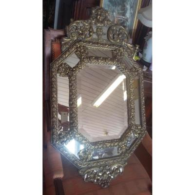 Grand Miroir Napoleon III A Pareclose