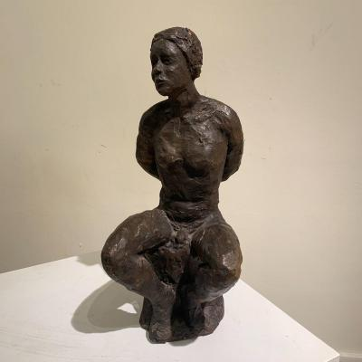 L. Miller Terracotta Sculpture