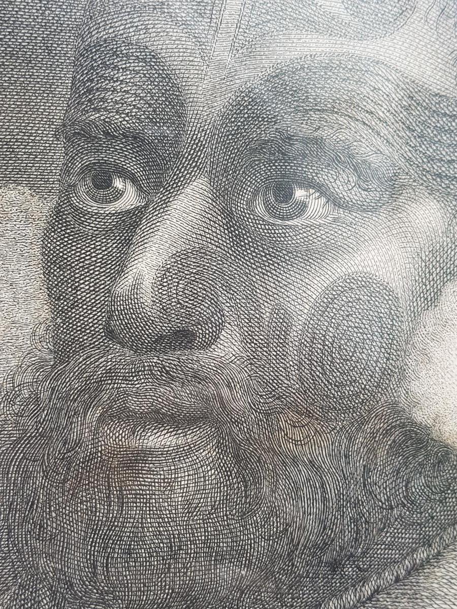 Paire De Gravures Au Burin Homme Et Femme De Nouvelle Zélande Fin 18ème De Bénard Direx-photo-2