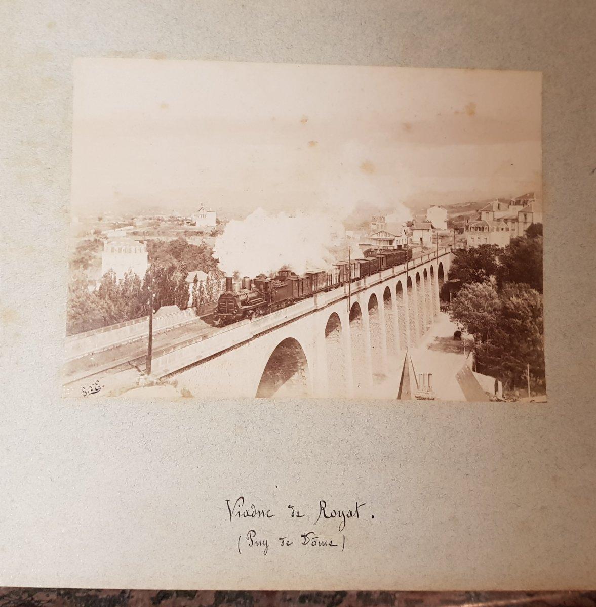 """Recueil de photographies """"par monts et par vaux"""" Lozère,Garabit,Allier et Langeais-photo-3"""