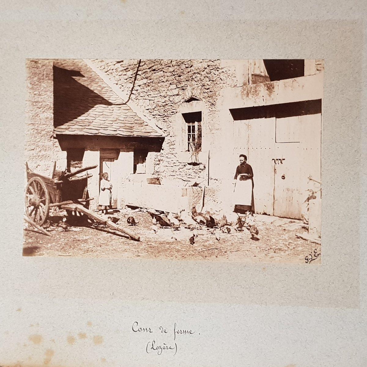 """Recueil de photographies """"par monts et par vaux"""" Lozère,Garabit,Allier et Langeais-photo-6"""