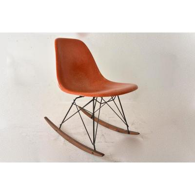 """Rocking Chair By Ray And Charles Eames Model: """"rsr Chair"""""""