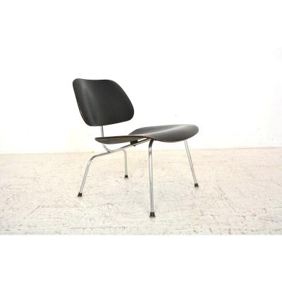 Chaise LCM (lounge chair métal) par Ray & Charles Eames  Édition Herman Miller Années 50.