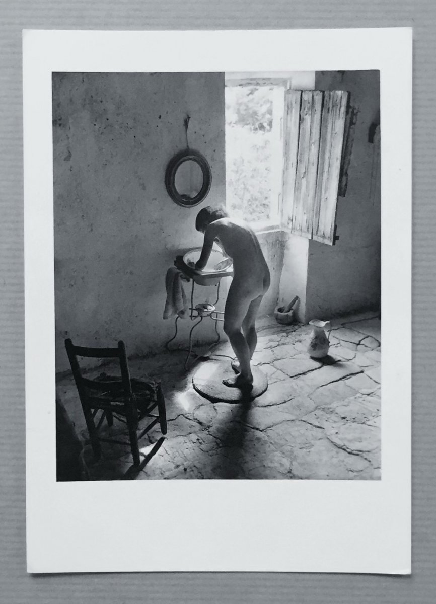 Willy Ronis (1910-2009) - Le Nu Provençal, 1949