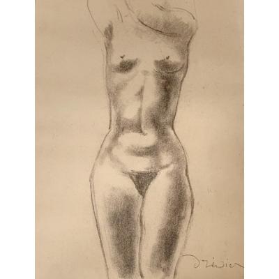 Léon-Ernest Drivier (1878-1951) - Nu féminin