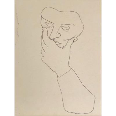 Mathieu Rosianu (1897-1969) - Méditation