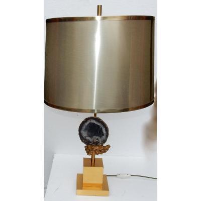 1970′ Lampe à La Géode Style Maison Charles
