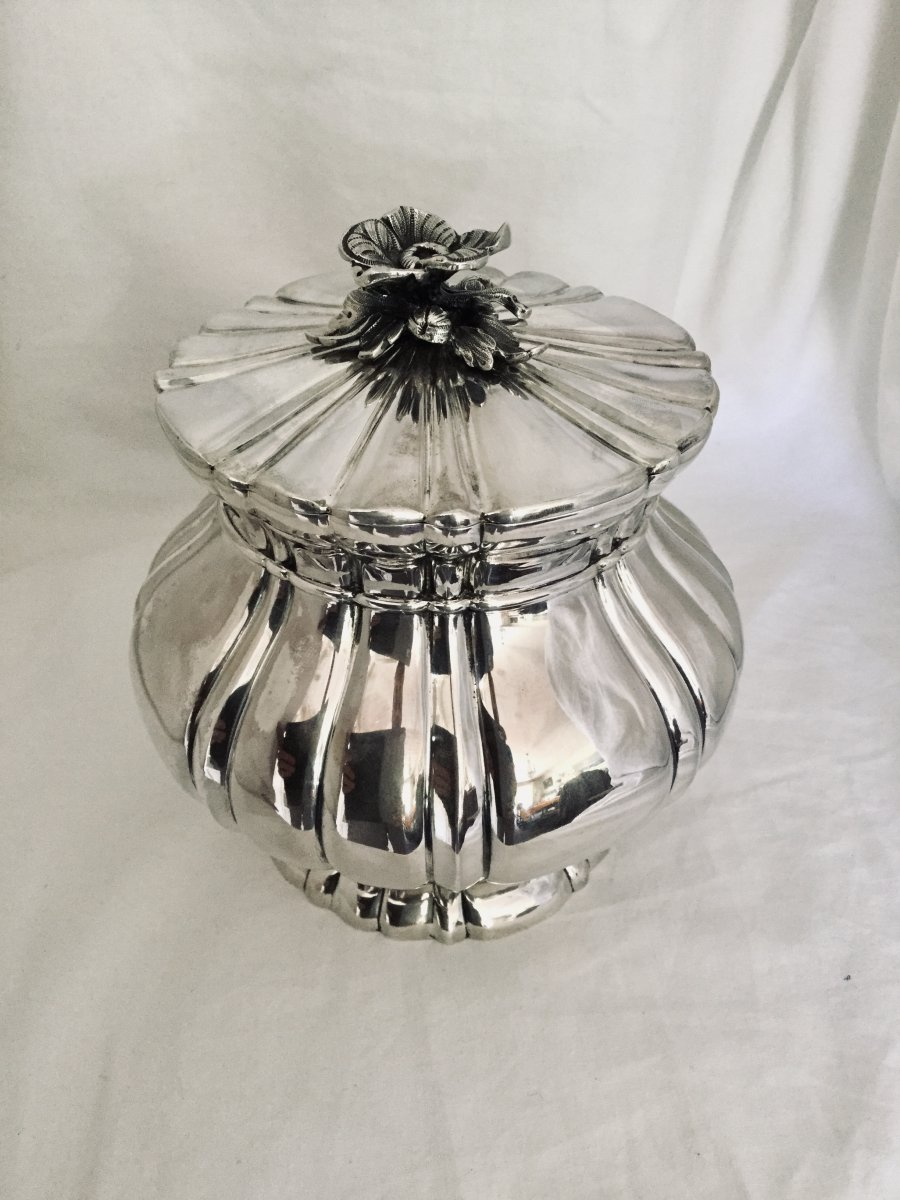 Lavallée - Silver Sugar Bowl