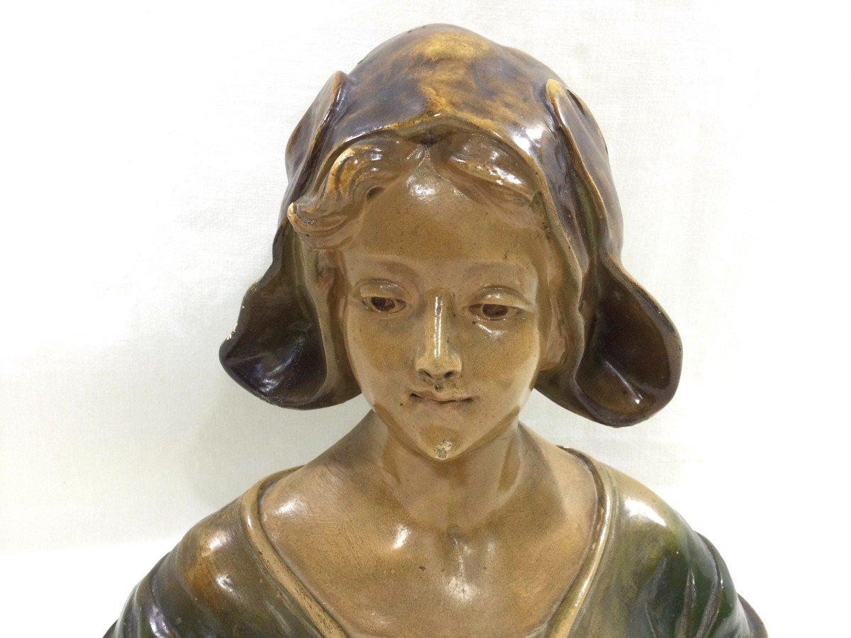 Buste De Femme-photo-3