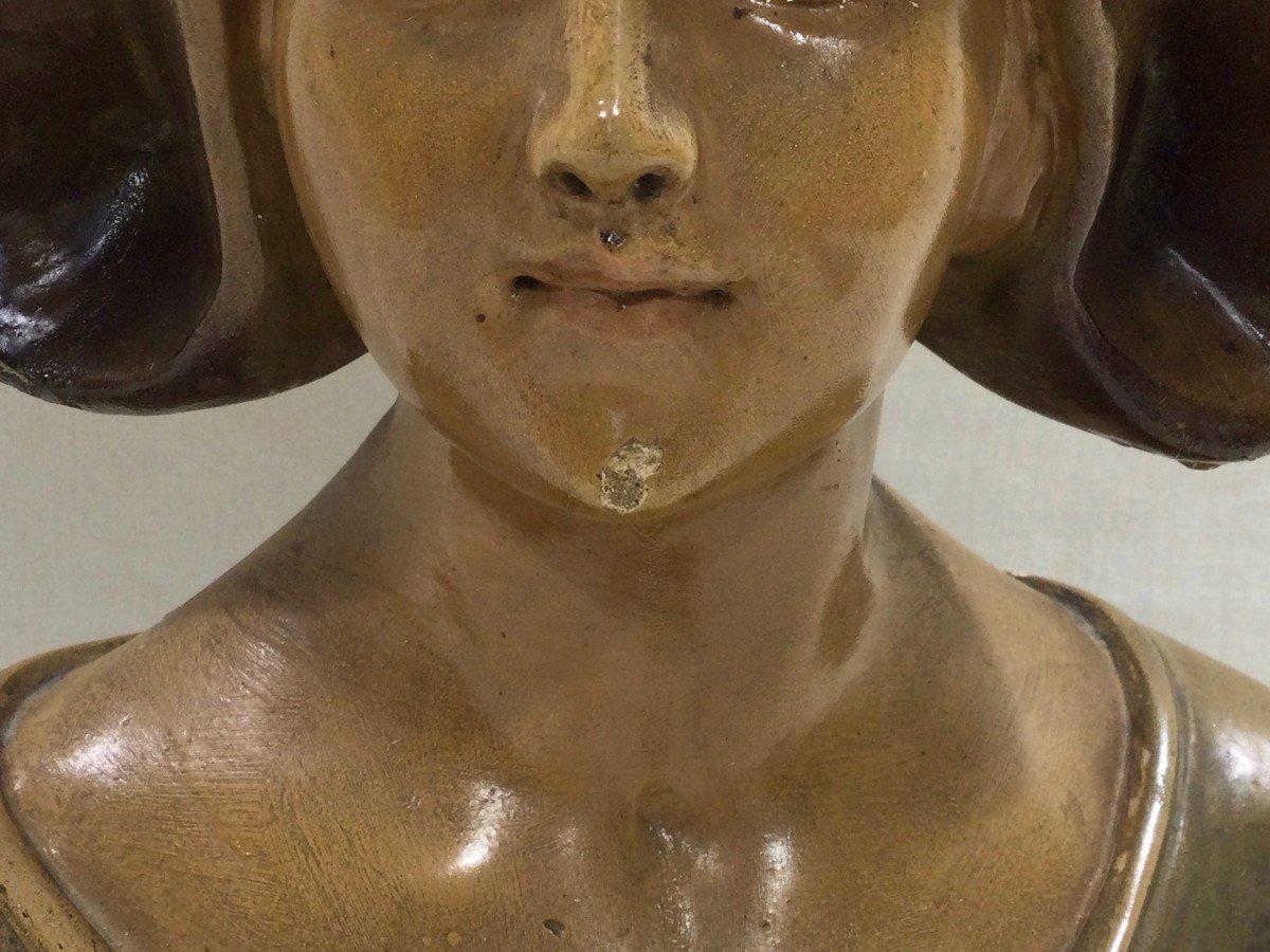Buste De Femme-photo-4
