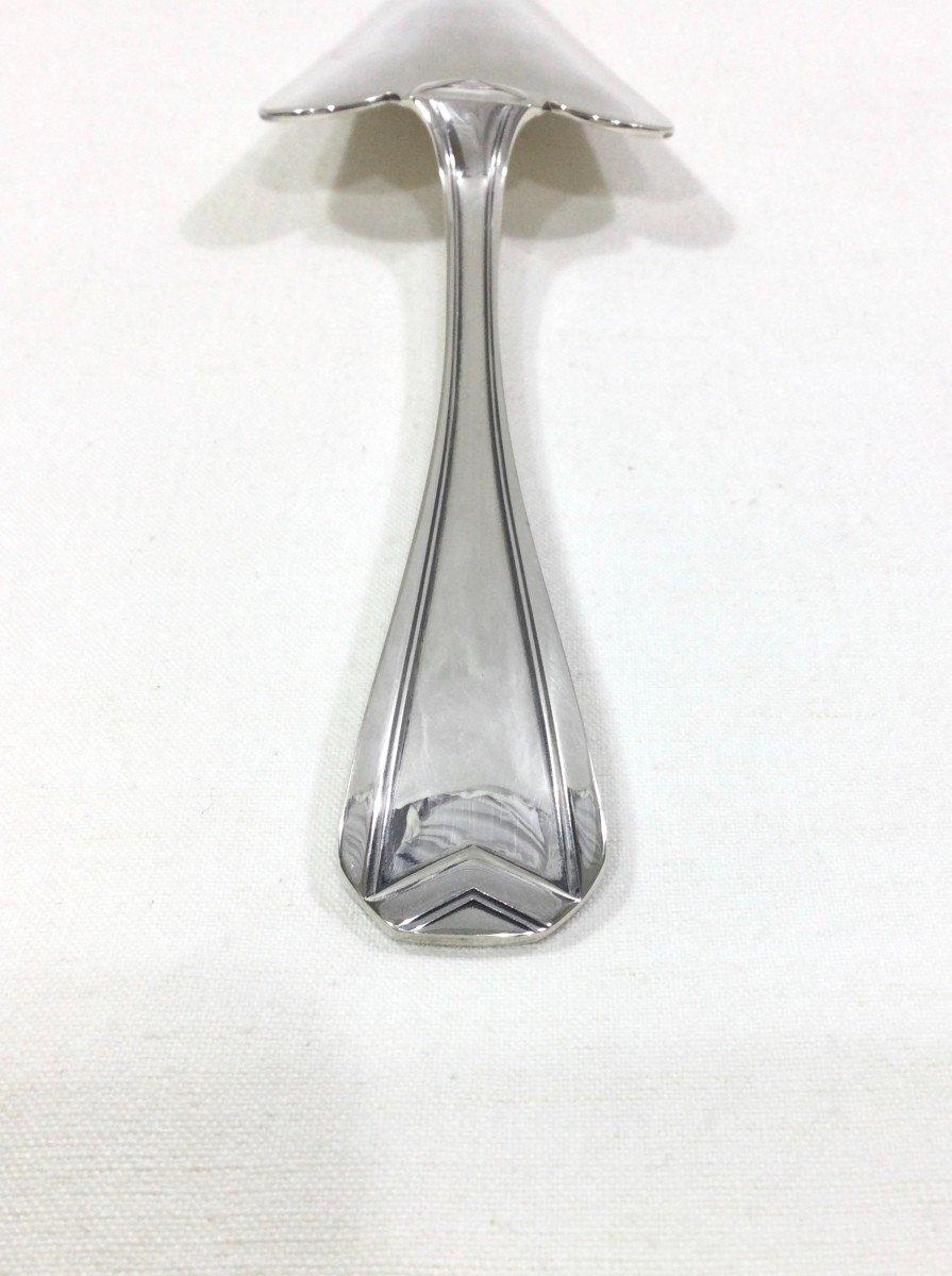 Christofle – Pelle à Tarte Modèle Chevron -photo-2