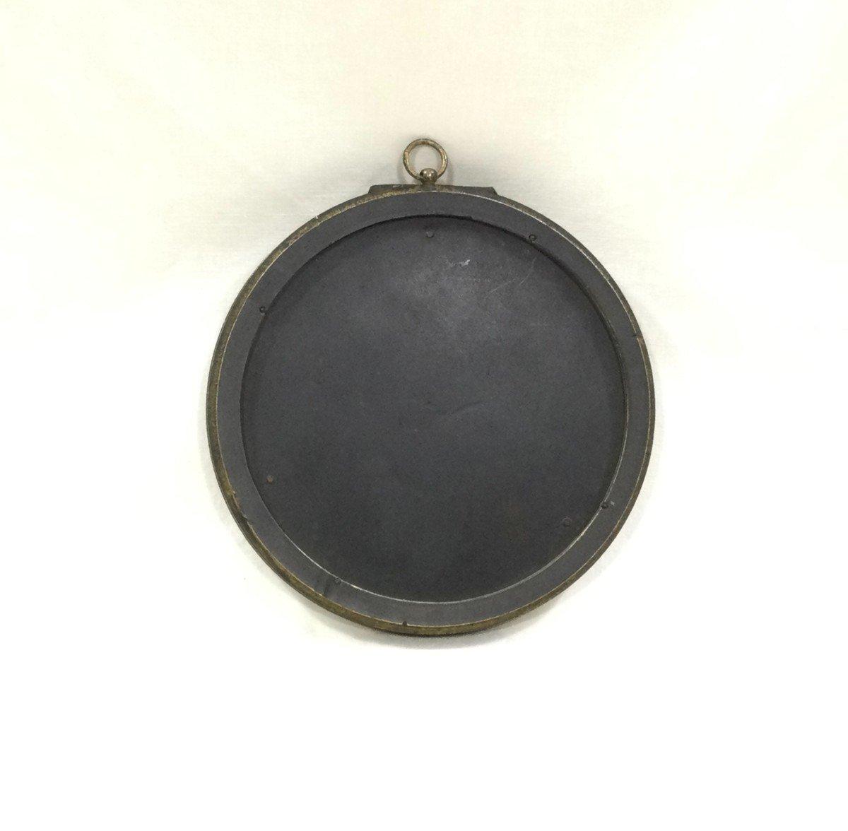 Cadre Photo En Bronze Napoléon III-photo-4