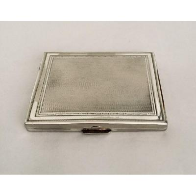 Silver Compact