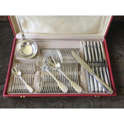 Cutlery Set 49 Pieces Christofle Vendôme