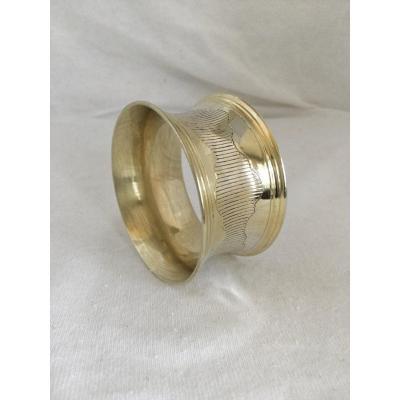 Christofle Cardeilhac Vermeil Napkin Ring
