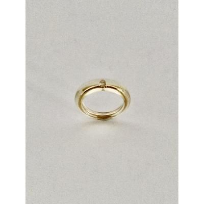 Gold And Diamond Ring Pascal Morabito