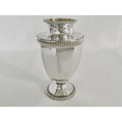 Elie Vabre - Silver Vase