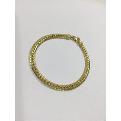 Yellow Gold Bracelet
