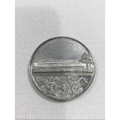Médaille Du Crystal Palace 1851