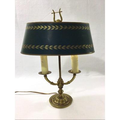 Bouillotte Lamp Bronze