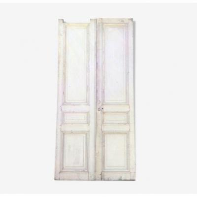 Pair Of Doors 270 Cm