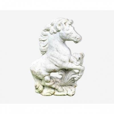 Reconstituted Stone Horse