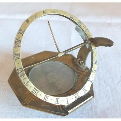 Cadran Solaire Boussole