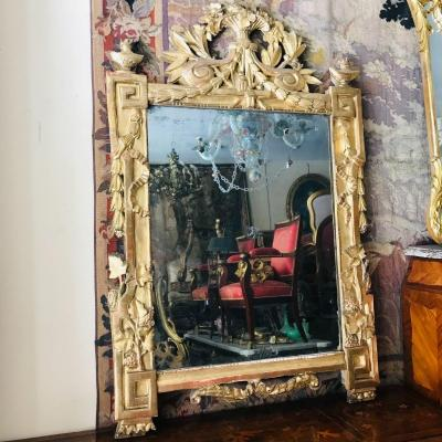 Miroir D'époque Louis XI