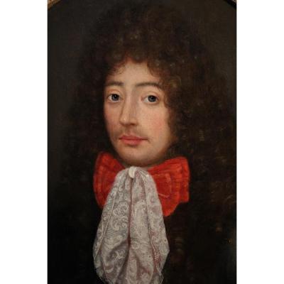 Portrait Of Gentleman Louis XIV