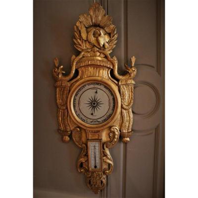 Barometer Aux Dauphins