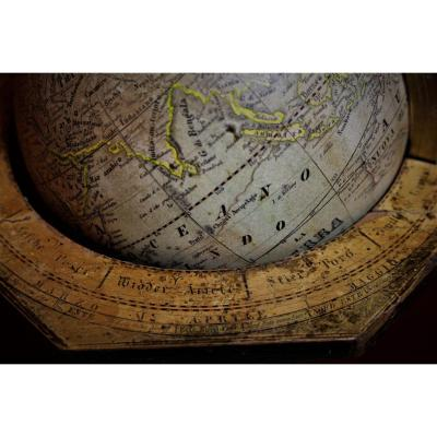 Table Earth Globe