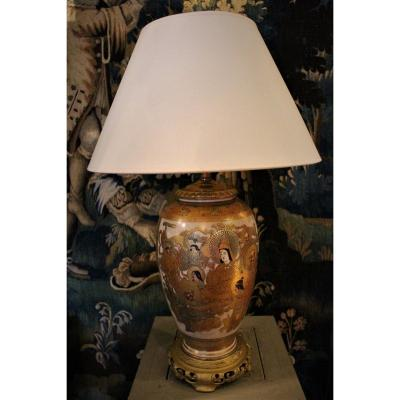 Satsuma Baluster Lamp