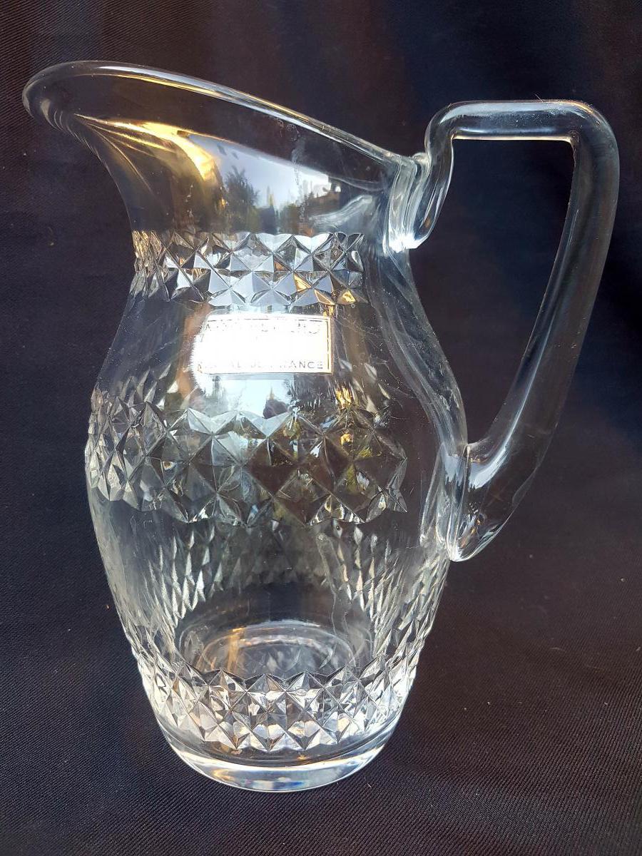 Water Carafe Broc Cristal Saint St Louis