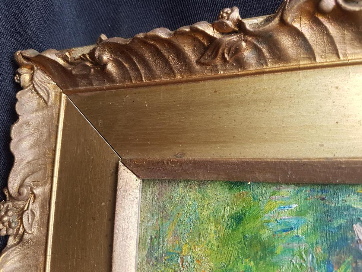 ren h risson charente cognac chien peintre animalier tableaux autre genre. Black Bedroom Furniture Sets. Home Design Ideas