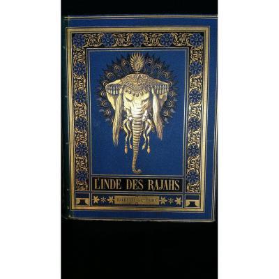 ROUSSELET - L'INDE DES RADJAHS ÉDITION ORIGINALE 1875