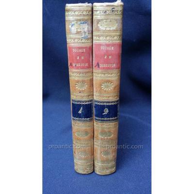 Henry Salt- Voyage En Abyssinie 1816 2 Vol