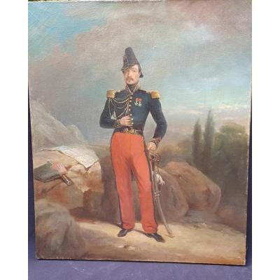 Duke Of Nemours OrlÉans Orleanism Louis-philippe Militaria