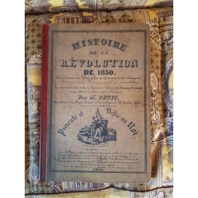 Revolution 1830 Petit OrlÉans Orleanism Monarchy July