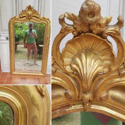 French NapolÉon III Mirror