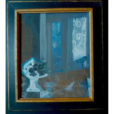 Leijon Marta Leijonhielm Cubisme Abstrait Nature Morte Moderniste XX