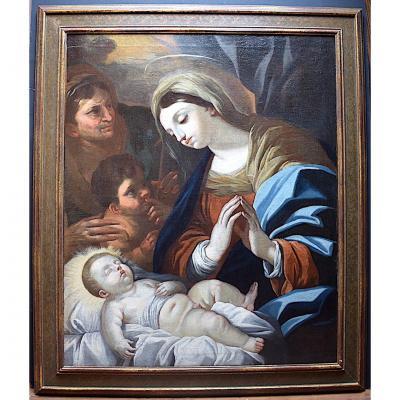 Vierge à l'enfant XVIII ème siècle 18th