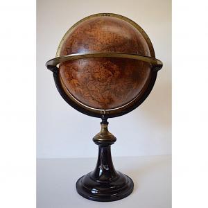 Globe Sphère Cèleste Maison Delamarche à Paris XIX ème REF201