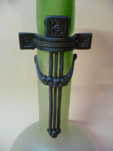 Vase Art Nouveau-photo-2