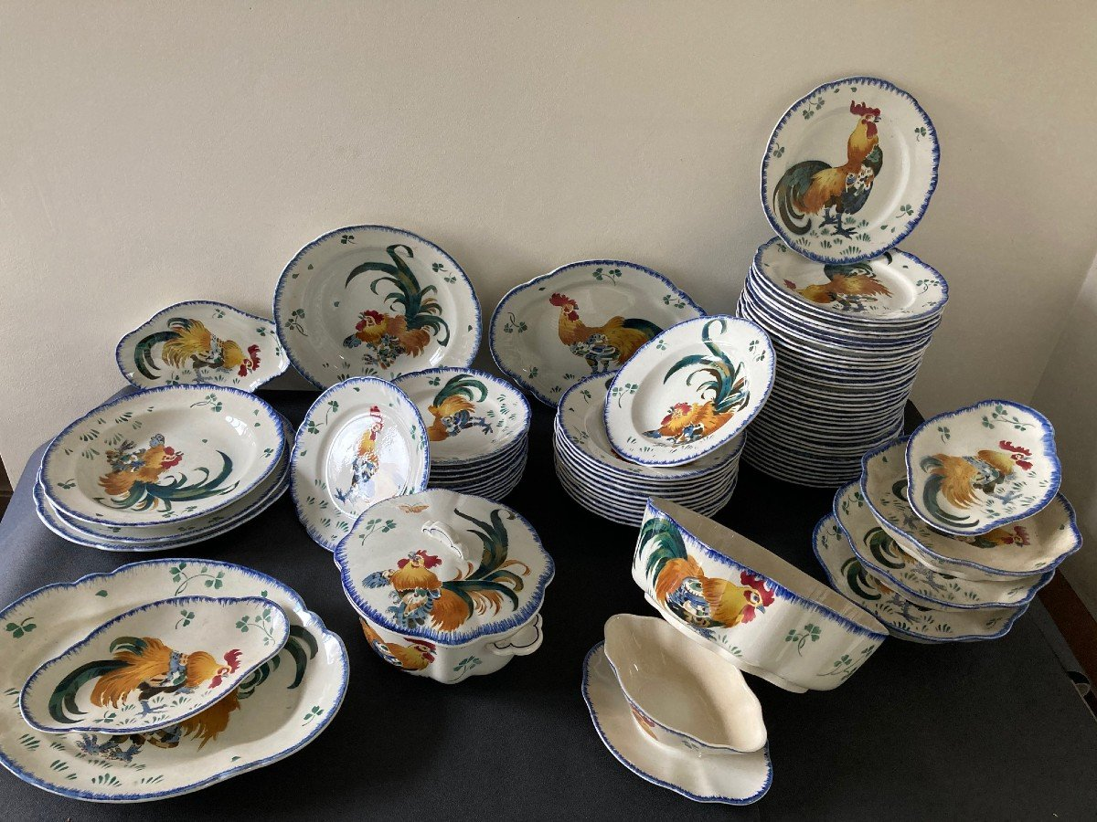 The Roosters Table Service
