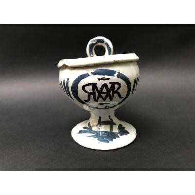 Stoup In North Earthenware