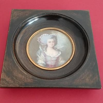 Miniature de Galaran - Mademoiselle Contat