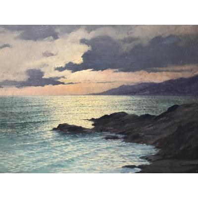 Mario Cavalla (1902-1962)  -  Marine