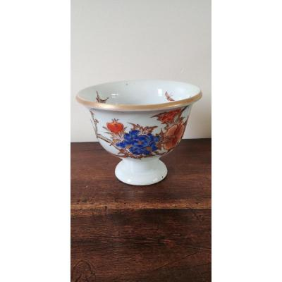 Chinese Porcelain Foot Cup