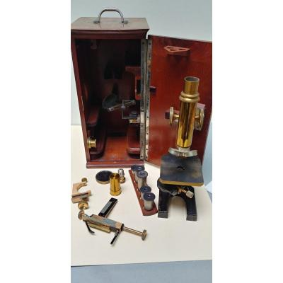 Microscope Carl Zeiss Iena